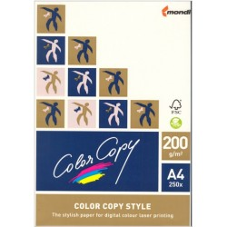 Χαρτόνι Α4 MONDI Color Copy 200gr